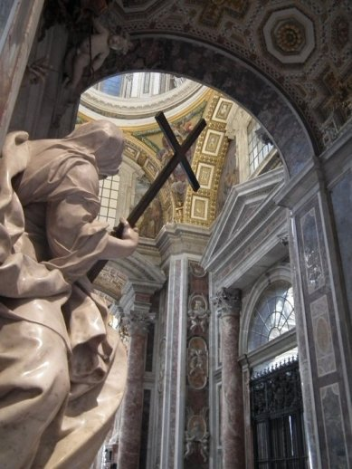 Vaticano - Basilica Sao Pedro - 247248_133166996758555_7780740_n-1